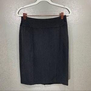 ✨3 for $20 NWT Forever 21 Knee Length Skirt Gray